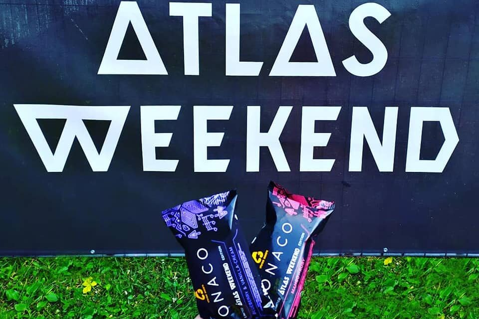 MONACO THREE BEARS на Atlas Weekend 2021