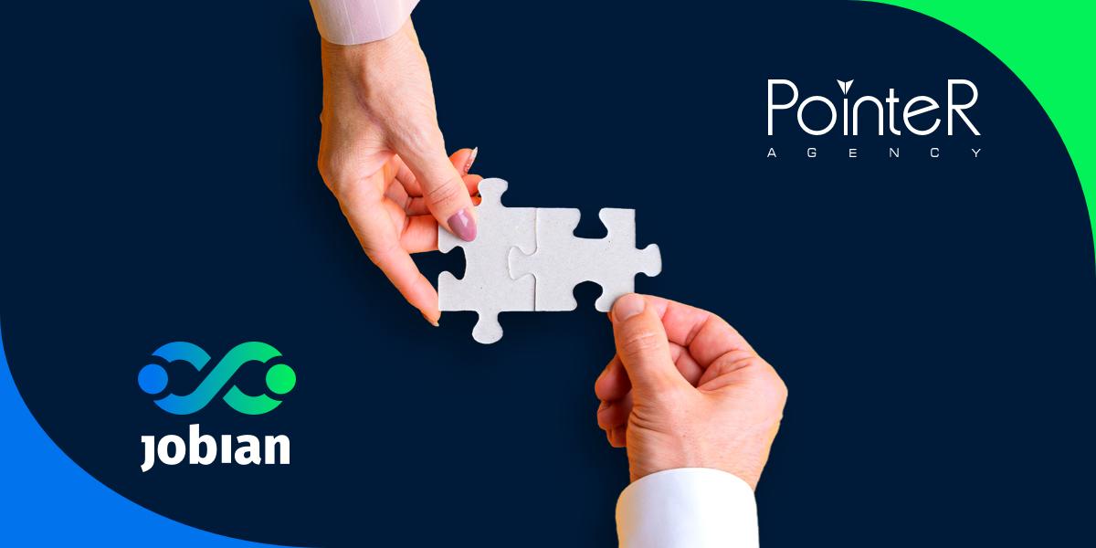 Jobian і PointeR Agency розпочали співпрацю